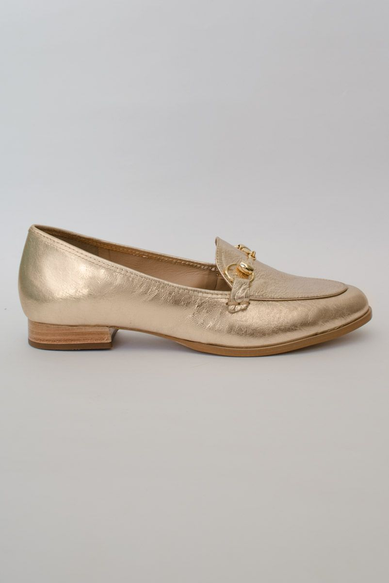 Loafer Bells Gold