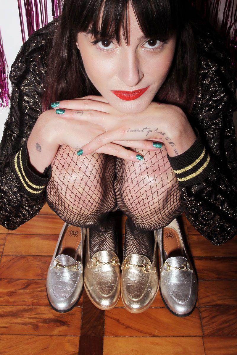 Loafer Bells Gold