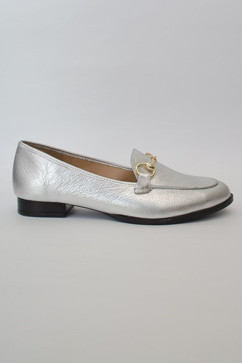 Loafer Bells Silver