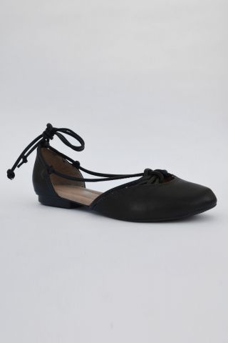 Ballet Flat Black