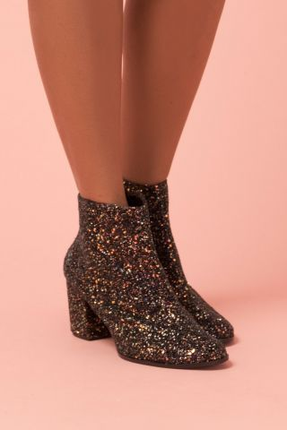 Bota Glitter Illusion