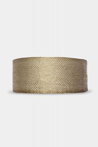 Choker Gold Ribbon