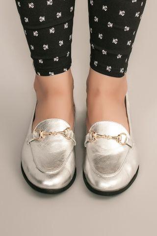 Loafer Bells Silver