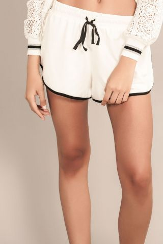 Shorts KYLIE WHT