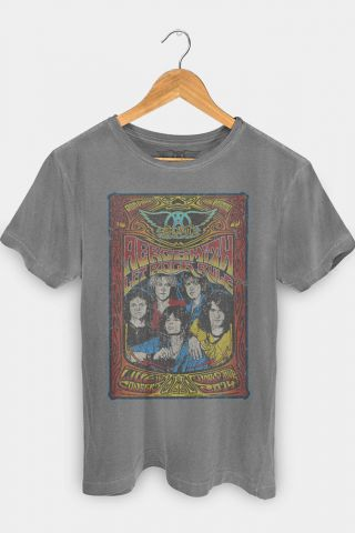 T-shirt Aerosmith - Rock Photo