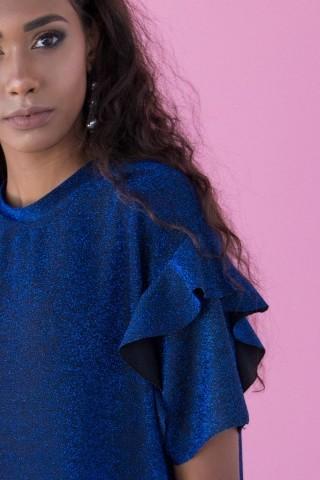 T-shirt Dress Blue Ain't Your Color
