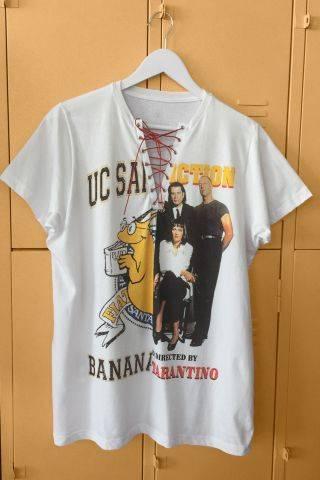 T-shirt PLUS Split Tarantino