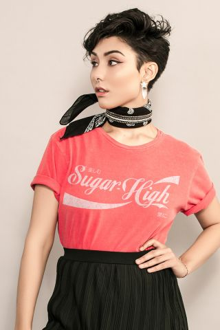 T-shirt Sugar High