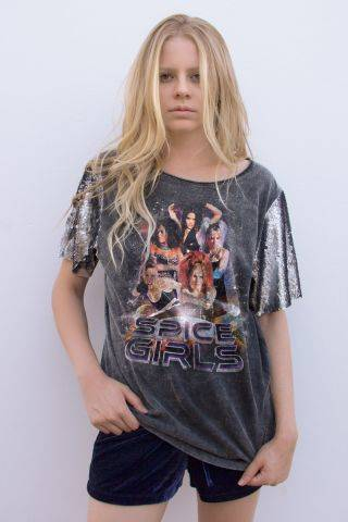 T-shirt Wannabe GLAM
