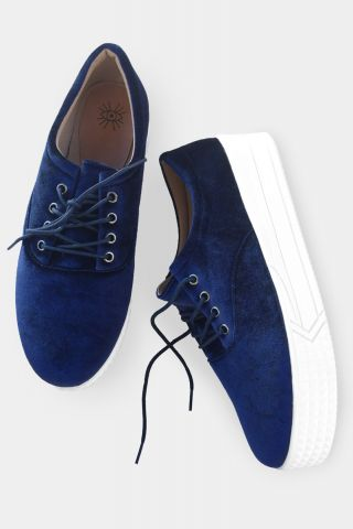 Tênis Blue Velvet