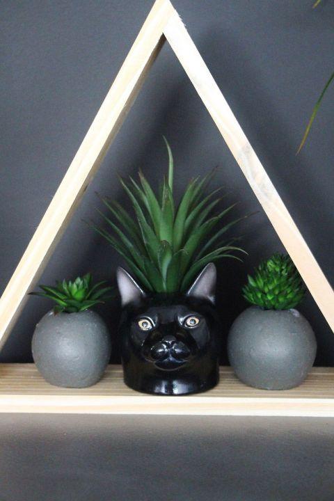 Vaso Decor Meow