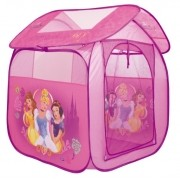 Barraca Toca Casinha Portátil Princesas Disney - Zippy Toys
