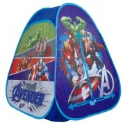 Barraca Toca Portátil Avengers Vigadores - Zippy Toys