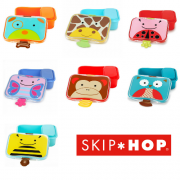 Kit Lanche Zoo Skip Hop Vários Modelos