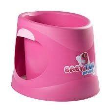Banheira Ofurô Terapêutica Relaxante Rosa Babytub 1 A 4 Anos