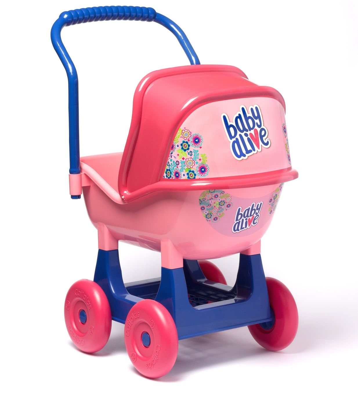 Baby Alive Carrinho de Bebê - Cotiplás