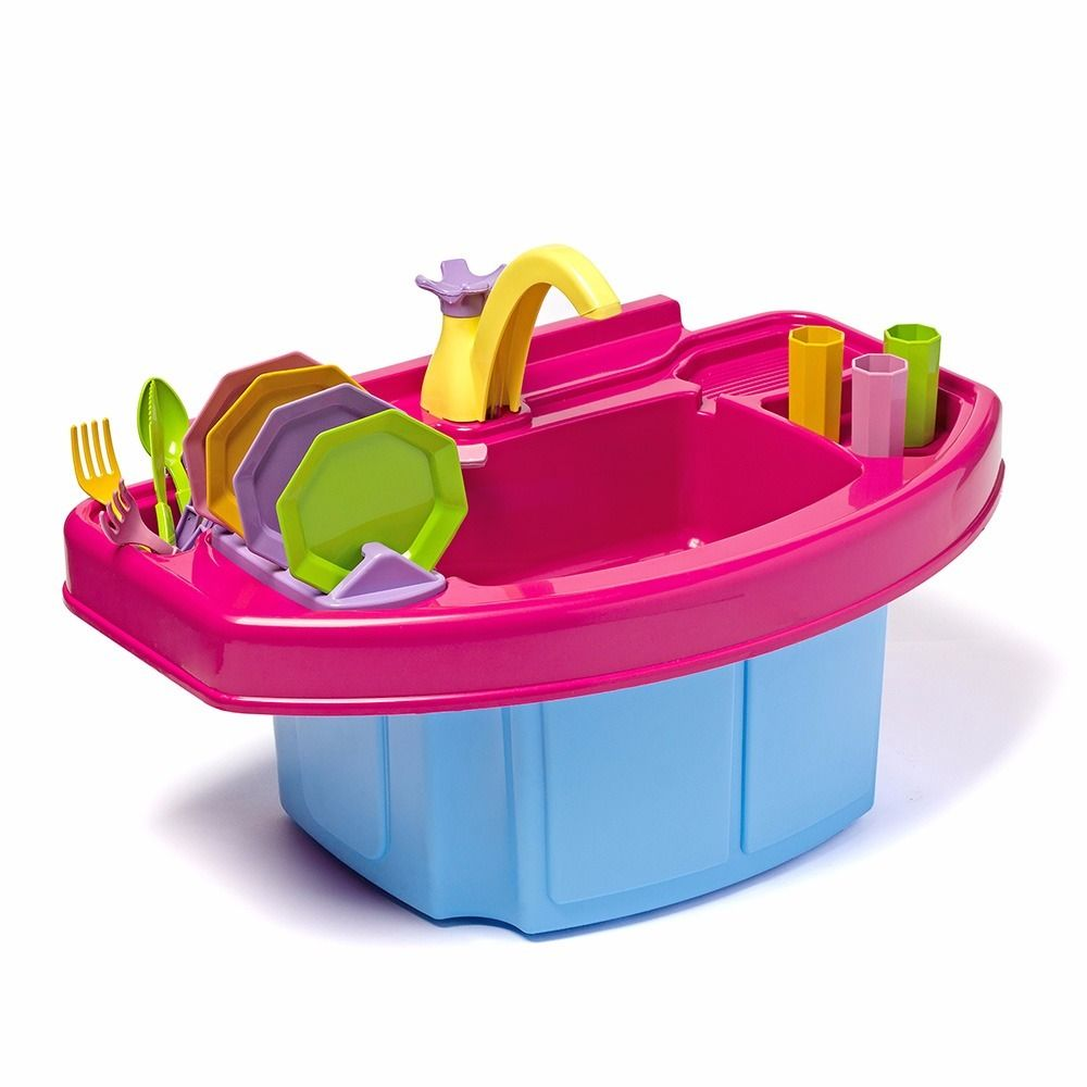 Cozinha Infantil Pia Acqua Clean - Cotiplás