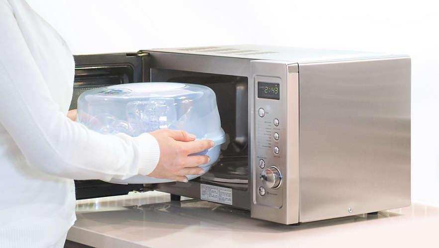 Esterilizador De Mamadeira para Microondas Philips Avent