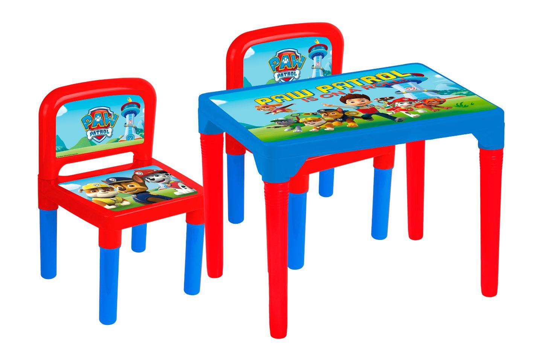 Mesa com Cadeira Patrulha Canina - Multibrink