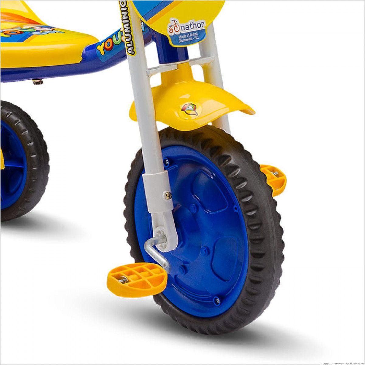 Triciclo You 3 Boy Infantil Masculino - Nathor
