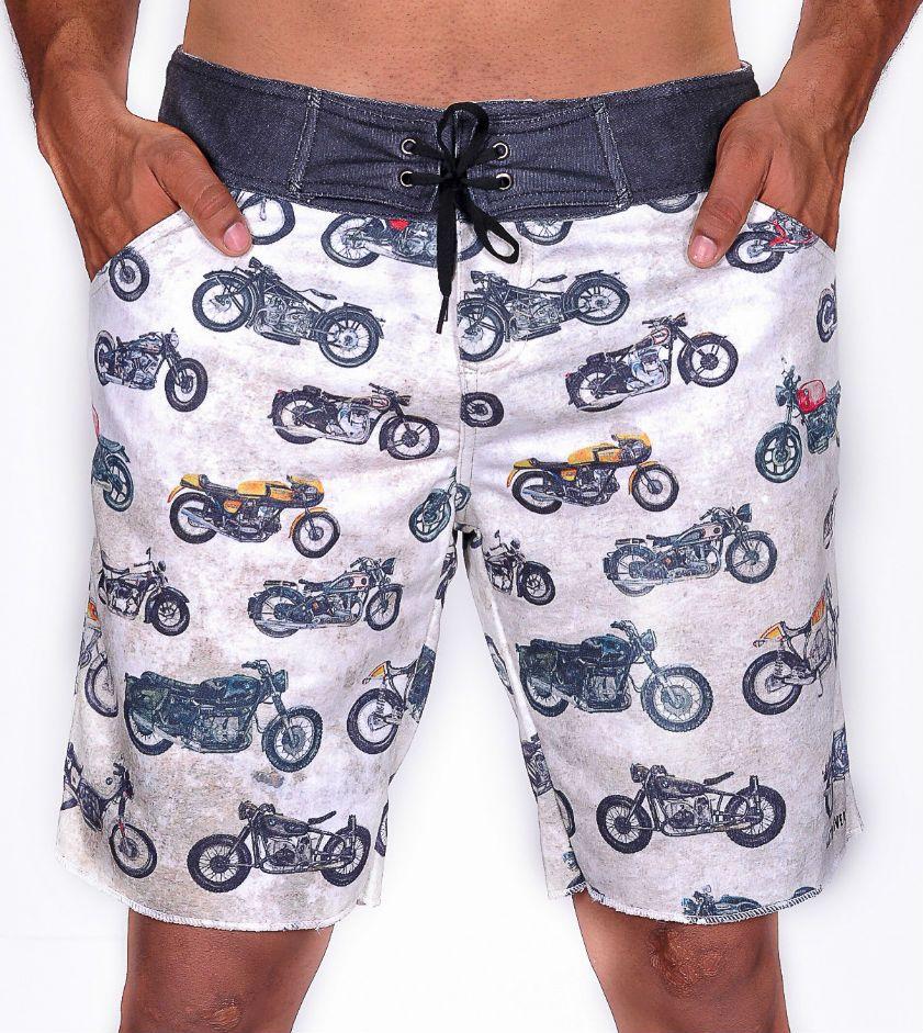 Bermuda Moto Lovers - Motos