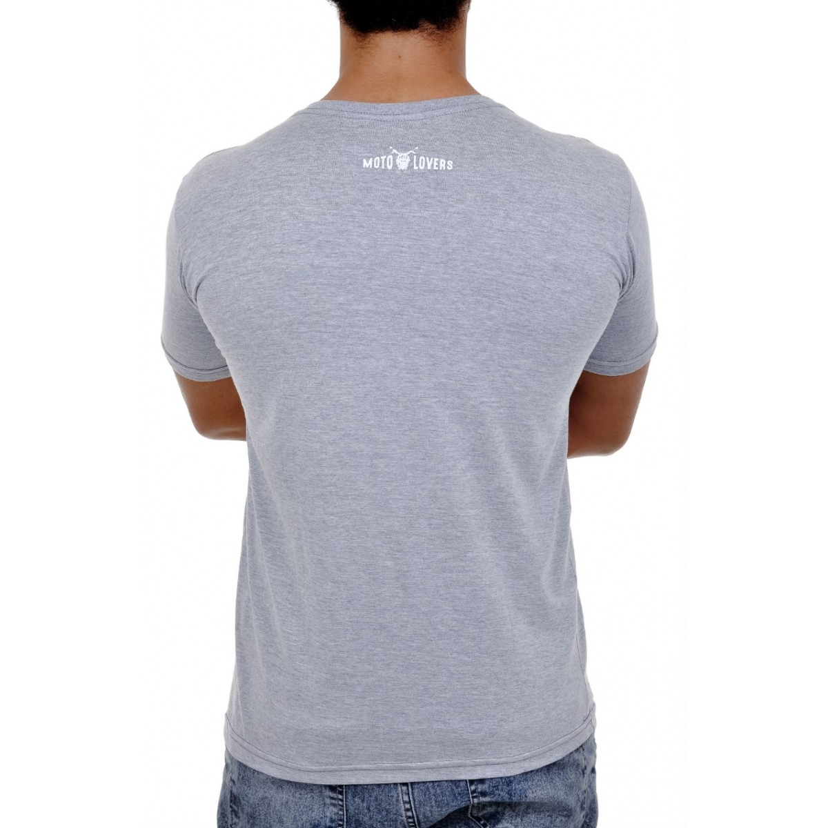 Camiseta Moto Lovers - Corta Giro
