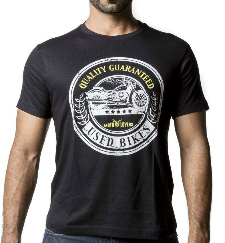 Camiseta Moto Lovers - Used Bikes