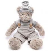 Pelúcia Sam & Peas - Urso Archer