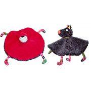 Reverso - Chapeuzinho Vermelho e Lobo Maluco - Ebulobo