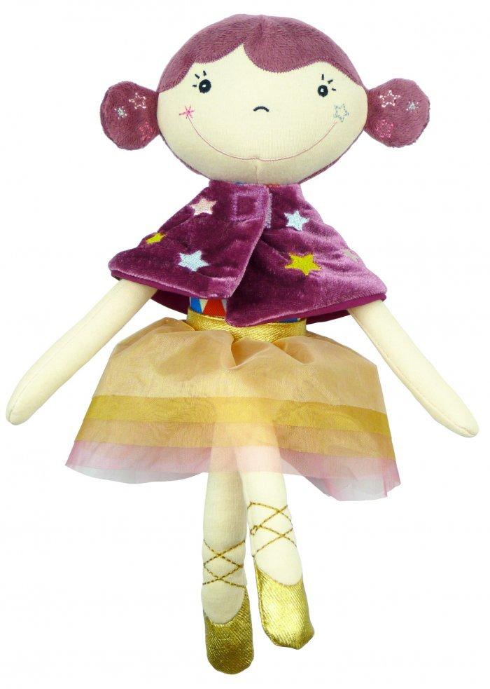 Boneca de Pano - Betty, a Bailarina