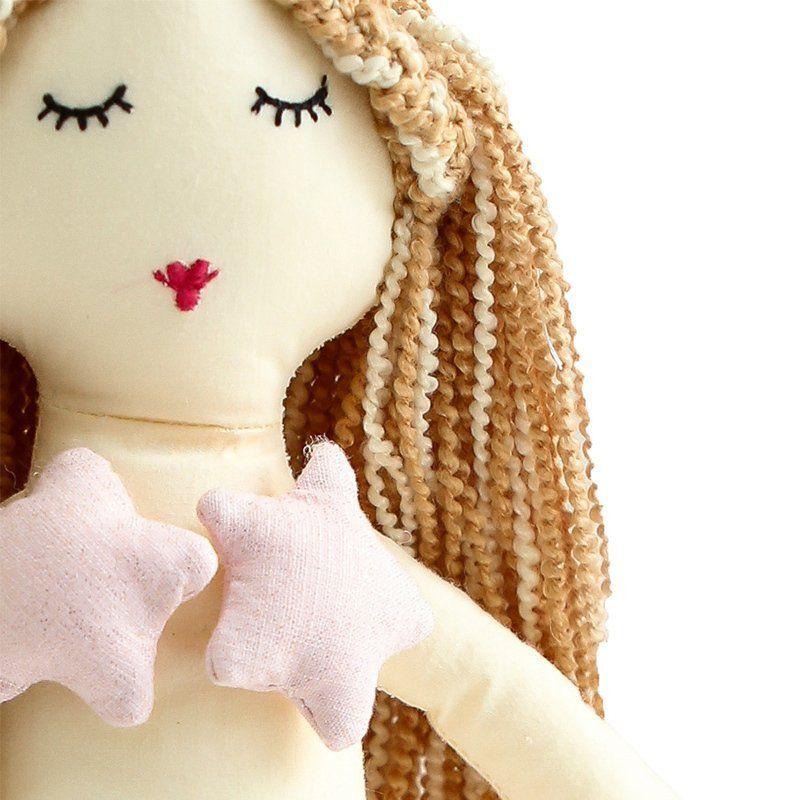 Boneca Sam & Peas - Mermaid Aya