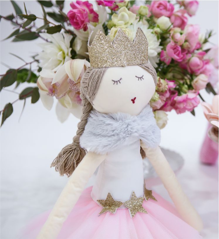 Boneca Sam & Peas - Princesa Sofia