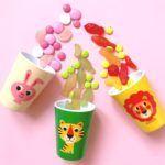 Copo Infantil Omm Design - Coelho