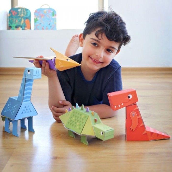 Dinossauro para Montar - Pterossauro - Krooom