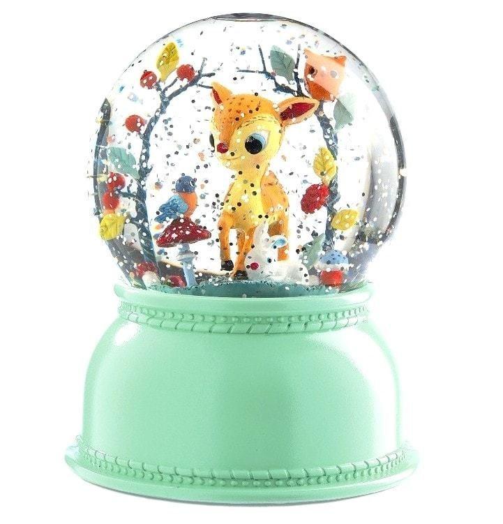 Djeco Luminária Cervo - Bola de Neve