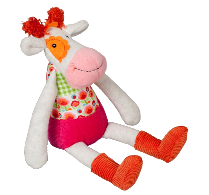 HAPPY  FARM - DOUDOU VACA - ANEMONE