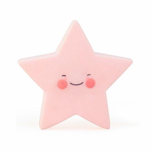 Luminária Infantil - Estrela Rosa