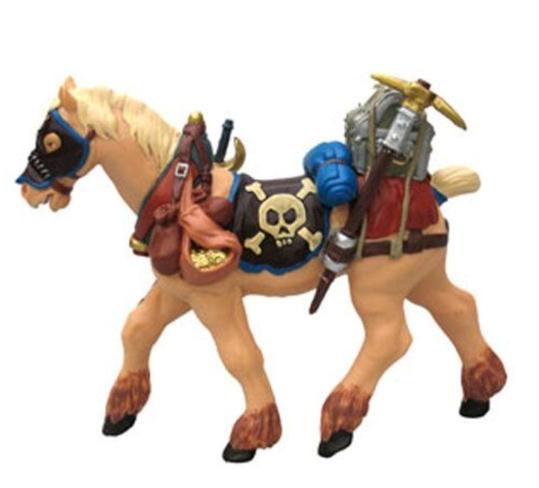 Papo Miniatura - Cavalo do Pirata