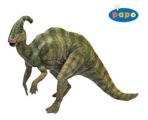 PAPO - PARASAUROLOPHUS - DINOSSAURO