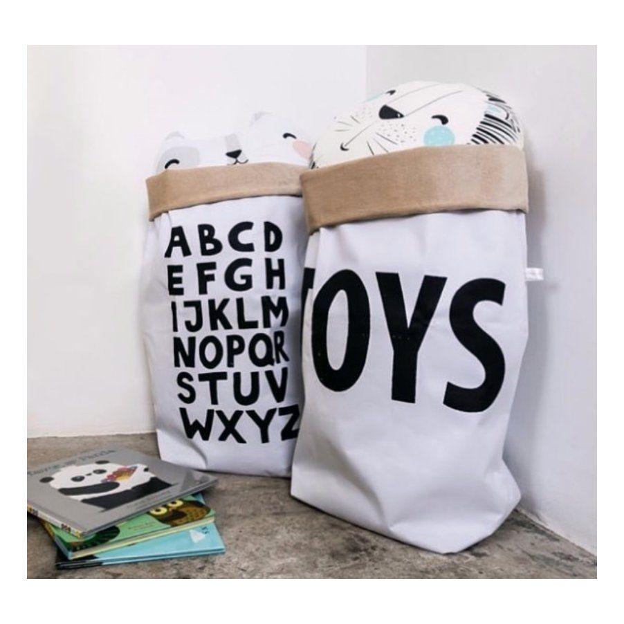 Saco Organizador Infantil para Brinquedos - Toys