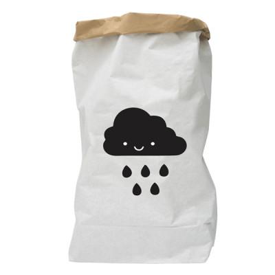 Saco Organizador Infantil para Brinquedos - Nuvem