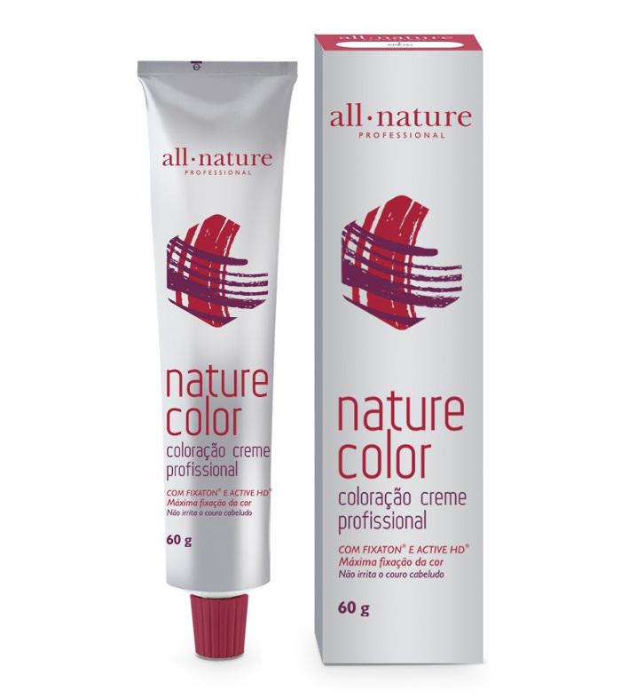 Coloração Nature Color - All Nature - Conheça Nossa Variedades de Cores