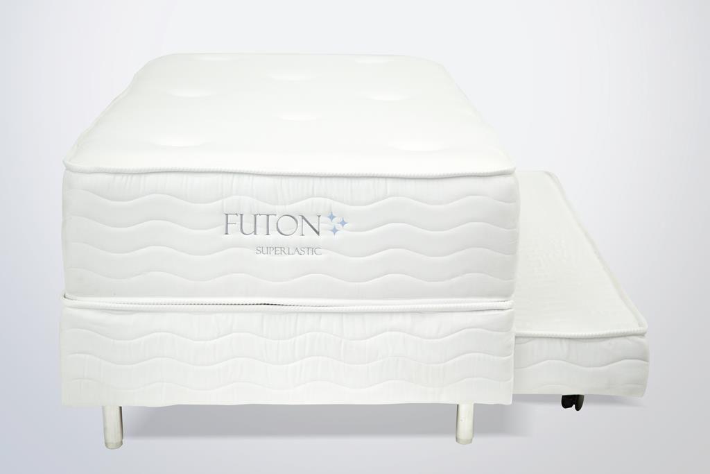 Colchão Futon Mola Pocket
