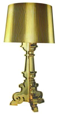 Luminária Polaris Dourado G