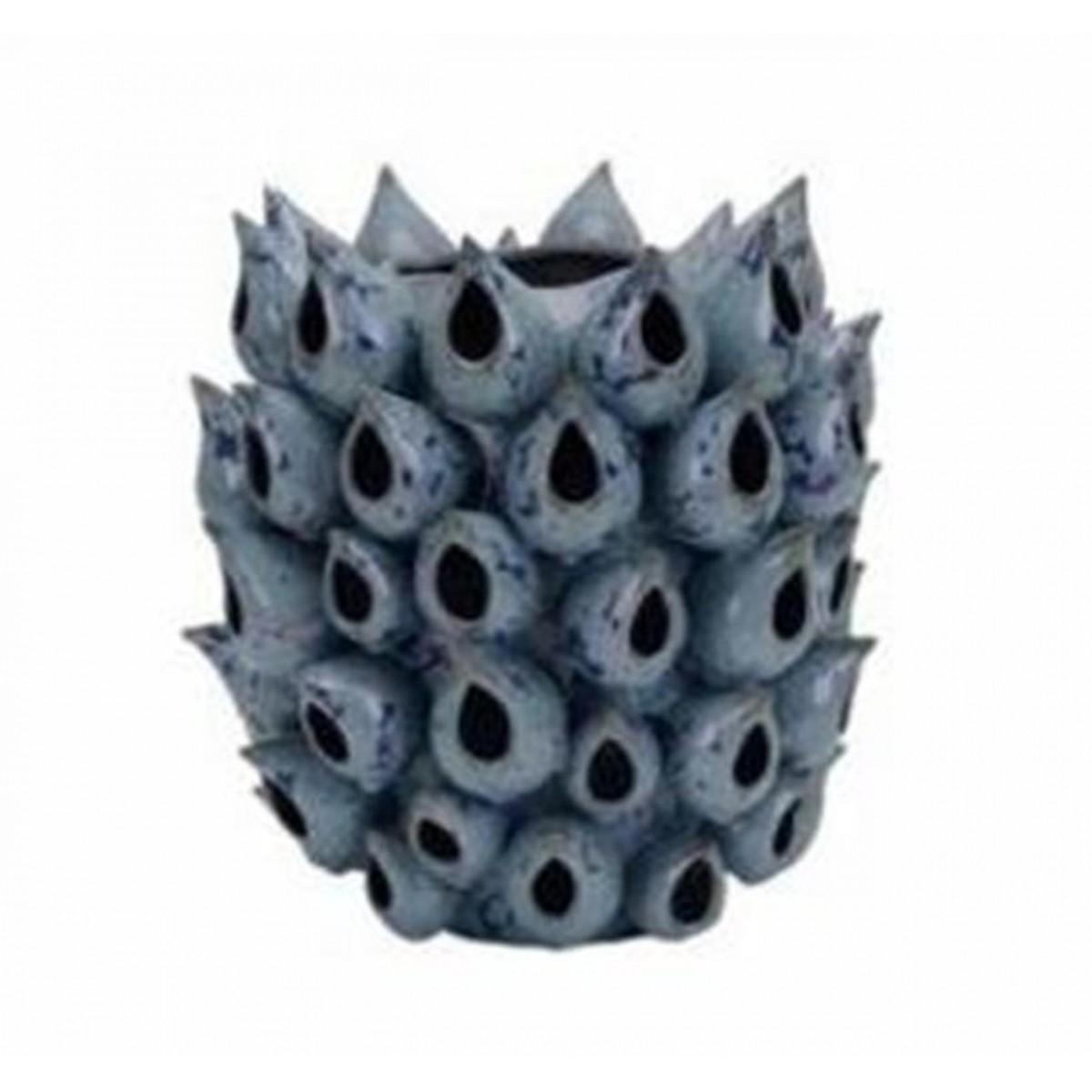 Vaso Fiji Azul Escuro