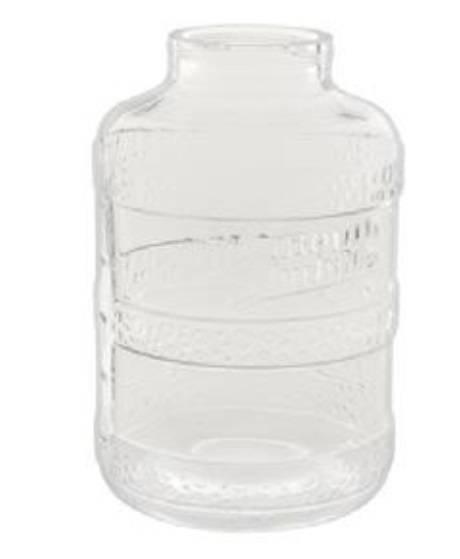 Vaso vidro Transparente