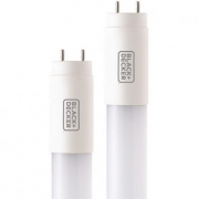 LÂMPADA TUBULAR LED E FLUORESCENTE