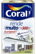 TINTA RENDE MUITO - CORAL