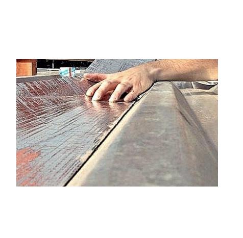 FITA MANTA ASFÁLTICA VEDATUDO 10CM (0,10X10M) IMPERM- SEALED  - RedColor Tudo para Construção