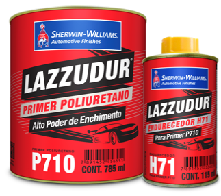 PRIMER POLIURETANO P710 785ml - SHERWIN WILLIAMS